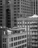 Im Stadtzentrum gelegenes MKE Lizenzfreie Stockfotografie