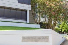 Im Stadtzentrum gelegenes Montgomery, Alabama, südliches Armut-Rechtszentrum lizenzfreies stockfoto
