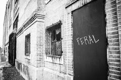 Im Stadtzentrum gelegenes New Orleans, LA Stockfoto