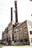 Im Stadtzentrum gelegenes New Orleans, LA Lizenzfreies Stockfoto