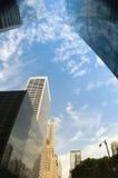 Im Stadtzentrum gelegenes New York City Lizenzfreie Stockbilder