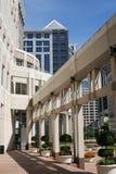 Im Stadtzentrum gelegenes Orlando lizenzfreie stockfotos