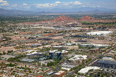 Im Stadtzentrum gelegenes Phoenix Lizenzfreies Stockbild