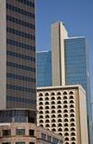 Im Stadtzentrum gelegenes Phoenix Arizona Lizenzfreie Stockfotografie