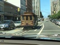 Im Stadtzentrum gelegenes San Fransisco Lizenzfreies Stockfoto