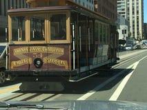 Im Stadtzentrum gelegenes San Fransisco Stockfoto