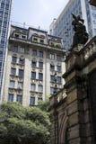 Im Stadtzentrum gelegenes Sao-Paulo Lizenzfreie Stockfotografie