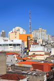 Im Stadtzentrum gelegenes Sorocaba Stockbild