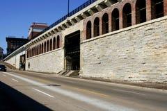 Im Stadtzentrum gelegenes St. Louis Lizenzfreies Stockbild