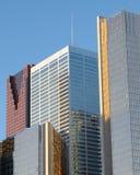 Im Stadtzentrum gelegenes Toronto stockfotografie