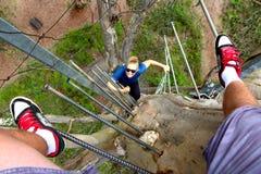 Im Tal der Riesen der Gloucester-Baum Stockfoto