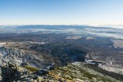 Im Tal Slowakei Lizenzfreie Stockfotos