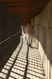 Im Tunnel Stockbilder
