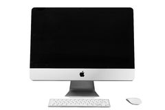 iMac Fotos de Stock Royalty Free