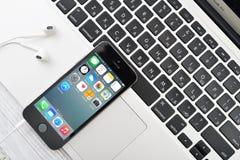 imac inc иллюстрации яблока Стоковое фото RF