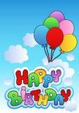 Image 1 de joyeux anniversaire illustration libre de droits