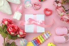 Image aérienne de vue supérieure de Tableau de jour de mères Image stock