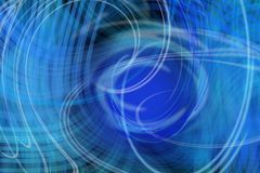 Image of abstract light. Background image of abstract light manipulations Stock Photos