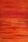 Image of abstract red painting Royalty Free Stock Photo