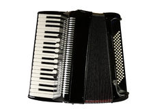 Image of accordion Stock Image