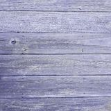 Aged rustic wooden background texture in violet color Royalty Free Stock Photography