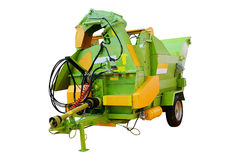 Image of agricultural machine Royalty Free Stock Images