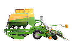 Image of agricultural machine Stock Photography