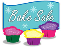 Bake Sale Royalty Free Stock Photography