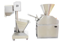 Image of a baking machine Royalty Free Stock Photography