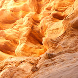 Image of a beautiful coloured canyon Stock Photography