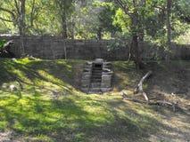 THIS IS IMAGE BEAUTIFUL YAPAHUWA ROCK FORTRESS OF SRI LANKA royalty free stock image