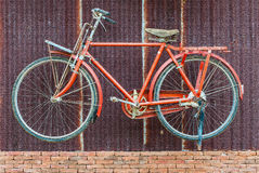 Image of bicycle abstract background Royalty Free Stock Photo