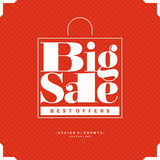 Image Big sale. Royalty Free Stock Images
