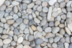 Image blur of white stones and pebble background. Stone, garden, nature forest, surface abstract background bark brown closeup environment history leaf lumber Stock Photo