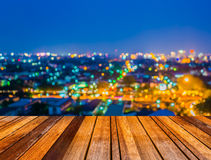 image of  blurred bokeh background with colorful lights (blurred Royalty Free Stock Photos
