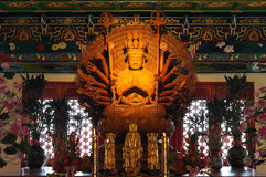 Image of Bodhisattva Guan Yin Stock Photography