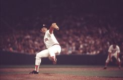 Deigo Segui, Boston Red Sox. Image of Boston Red Sox pitcher Deigo Segui. Image taken from color slide stock images