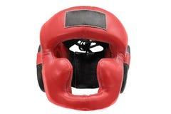 Boxing helmet Stock Images