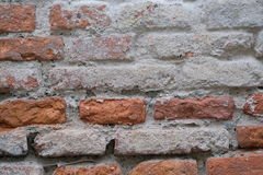 image of a brick wall Royalty Free Stock Photo
