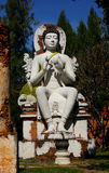 Image of Buddha. This image of Buddha shown action for preach stock photo