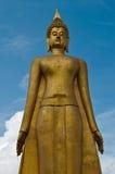 Image of buddha. At Pasing temple Stock Photos