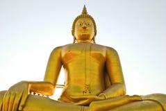 Image of Buddha. Big image of Buddha in Thailand Stock Images