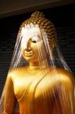 Image of buddha. Buddha Image of Thailand with sunlight Stock Photo
