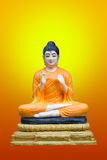 Image of Buddha on background Stock Photos