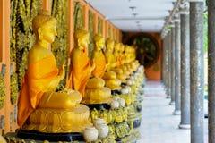 The Image of Buddha. In Bangkok Thailand Royalty Free Stock Photography