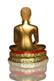 The image of Buddha behind , Royalty Free Stock Photography