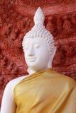 Image  of Buddha and idol  Thai Arts Royalty Free Stock Photo