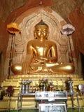 Image-of-Buddha. Myanmar respert art ancient golden stock photos