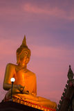 Image of Buddha. This photo are Image of Buddha taken Thai temple Stock Photo