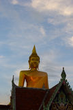 Image of Buddha. This photo are Image of Buddha taken Thai temple Stock Photography